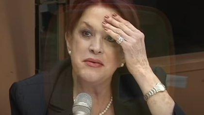 El estado de la actriz Cecilia Romo se agravó (Captura de pantalla Ventaneando)