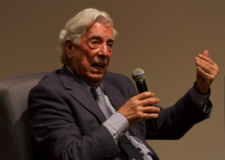 No es la primera vez que Mario Vargas Llosa critica al gobierno de López Obrador. (Foto: Cuartoscuro)