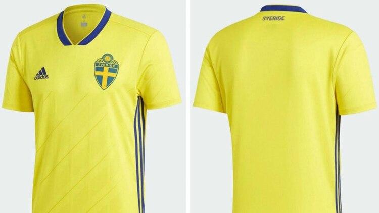 5d633844c3b08 20 selecciones que presentaron las camisetas que usarán en el ...