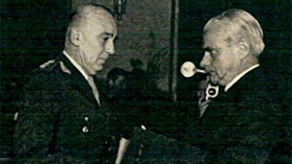 El general Jorge Carcagno, ex jefe del Ejército, mantenía reuniones clandestinas con la cúpula de Montoneros a espaldas del presidente Juan Domingo Perón