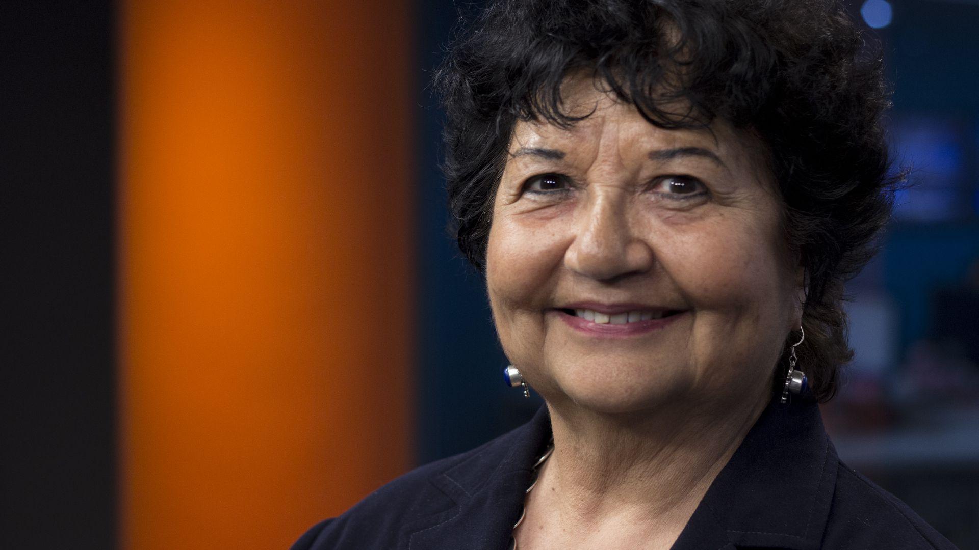 Dora Barrancos, asesora presidencial en asuntos de género.
