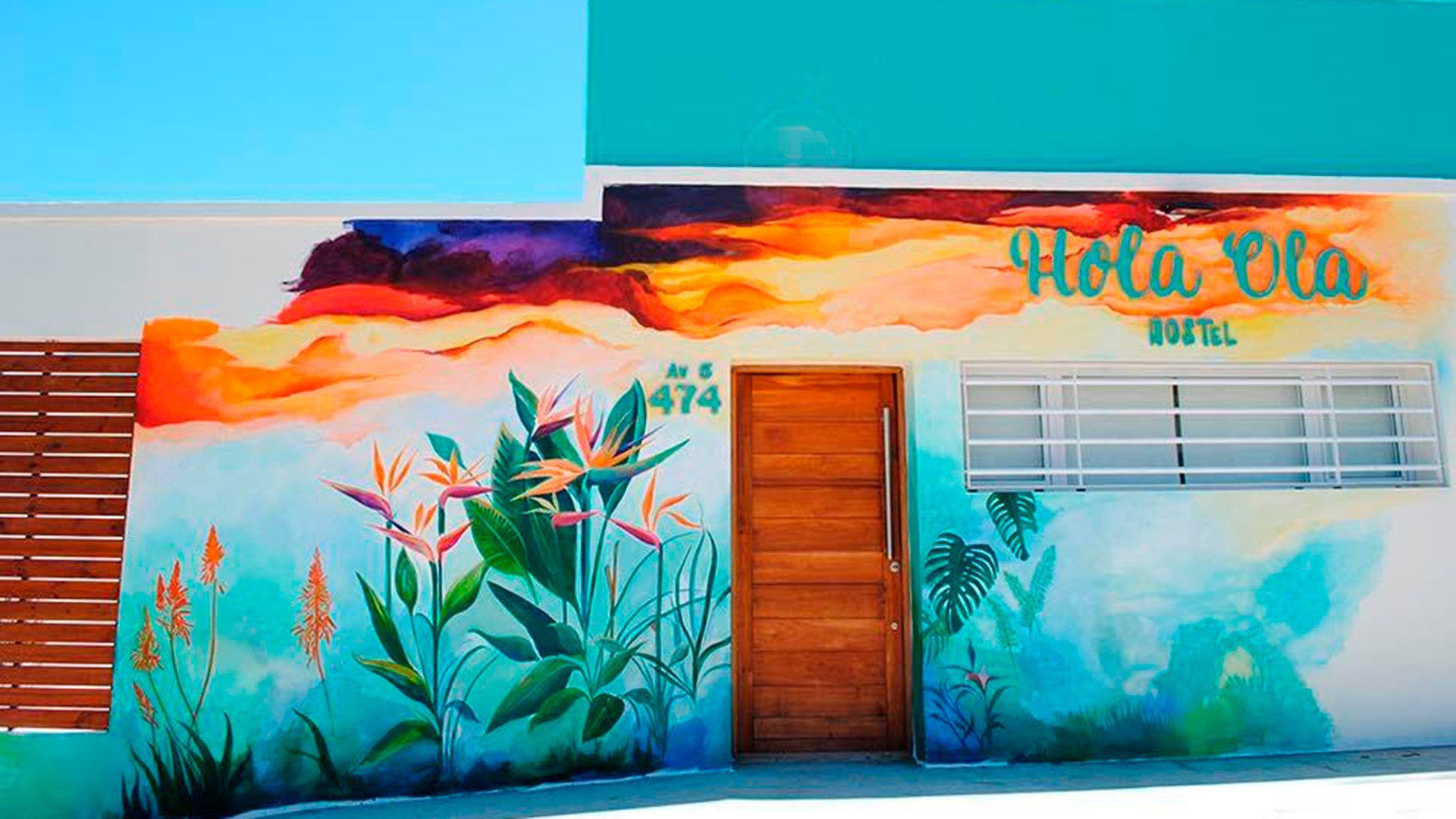 hostel fernando baez sosa villa gesell hola ola