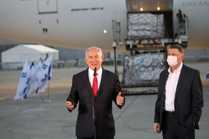 Benjamin Netanyahu, Prime Minister of Israel (Motti Millrod / Pool via REUTERS)