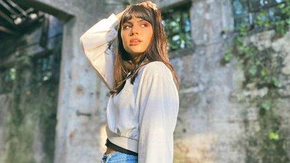 Julieta Antón fue bailarina de Bailando por un Sueño y es parte del staff de bailarinas de Tini Stoessel