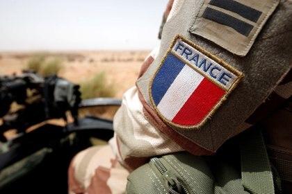 Cerca de 200 soldados franceses participan en el entrenamiento de soldados iraquíes (REUTERS/Benoit Tessier)