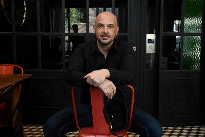 Diego Di Vincenzo (Foto: Nicolás Stulberg)