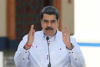 Nicolás Maduro (EFE/Prensa Miraflores/Archivo)