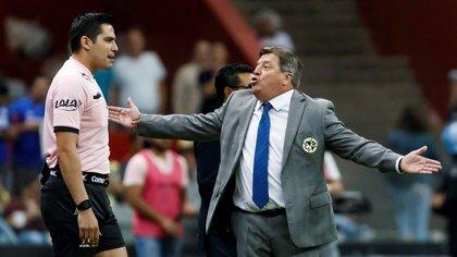 Cuándo sería el momento clave para la llegada de Miguel Herrera a Tigres