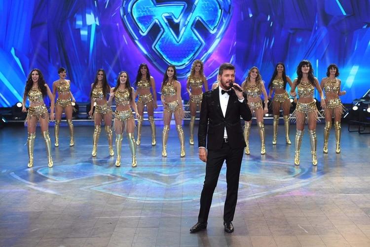 """Marcelo Tinelli, en la última emisión de """"ShowMatch"""" (Foto: Laflia / Negro Luengo)"""