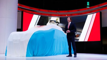 JL Vals, CEO Nissan Argentina  162