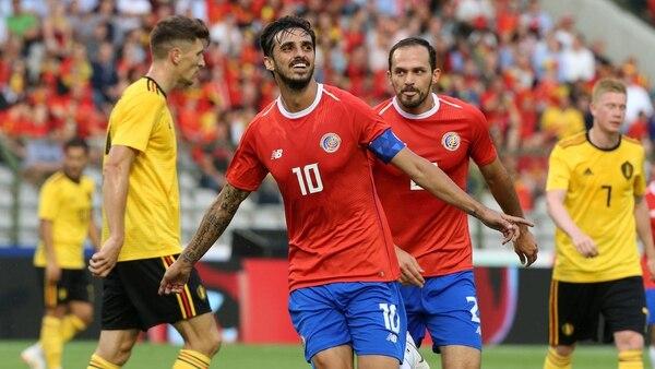 Las ilusiones de Costa RIca se depositan en su capitán (Reuters)