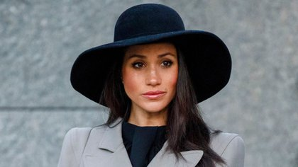 Meghan Markle  (Photo by Shutterstock)