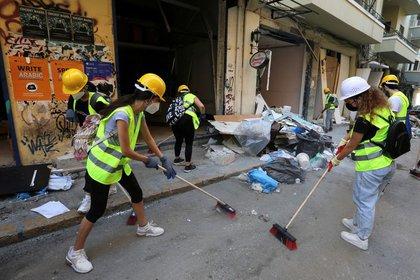 Apoyará México a víctimas de Beirut con 100 mil dólares