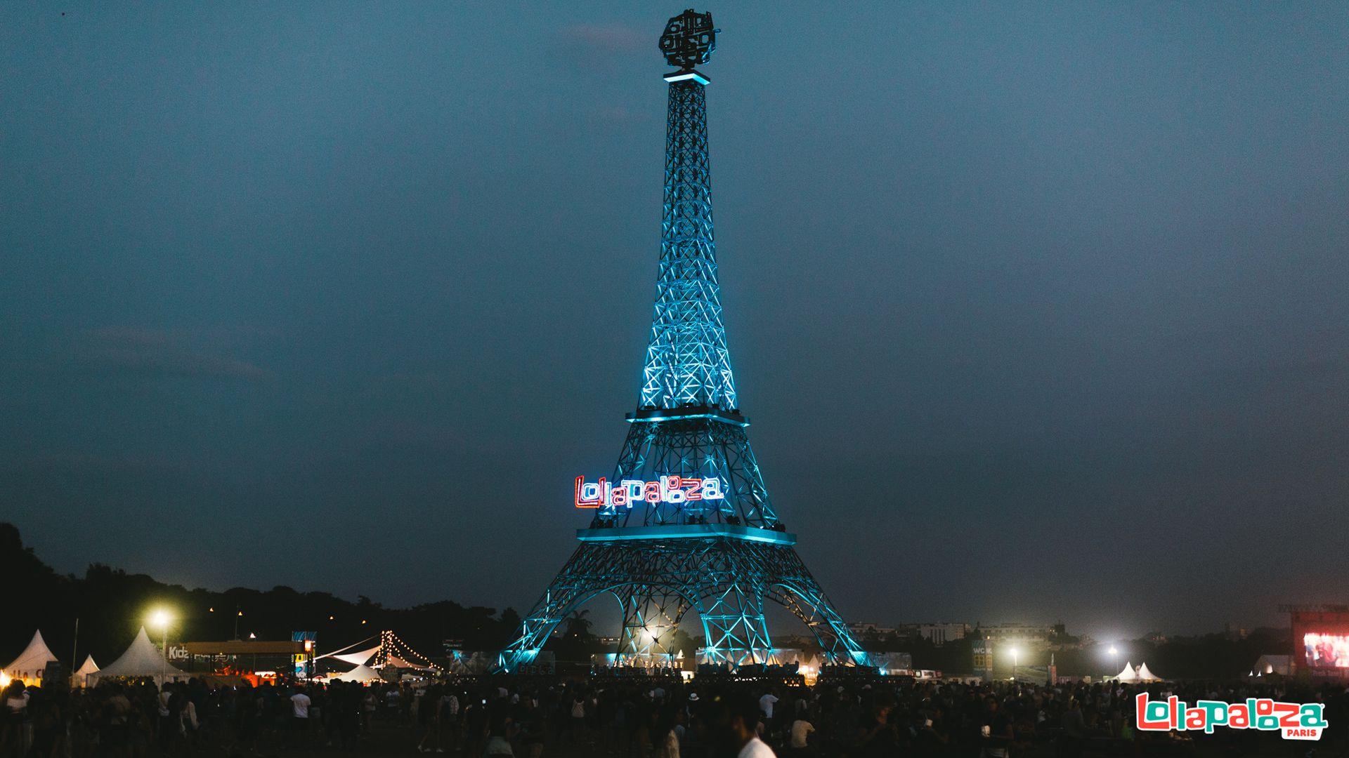 Lollapalooza llegará a París por tercer año consecutivo: será el 20 y 21 de julio en el Hipódromo de Longchamp