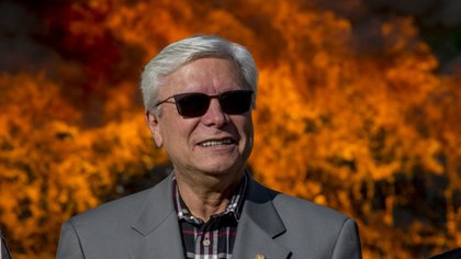 El gobernador morenista dijo que Tecate es disputado por cárteles del narco (Foto: Cuartoscuro)