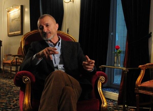 Entrevista a Perez Reverte 2018