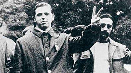 Mario Firmenich, cabeza de Montoneros