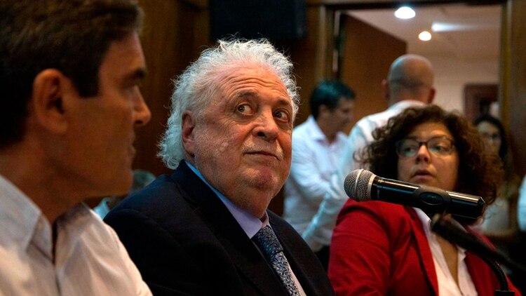 Ginés González García (Lihueel Althabe)