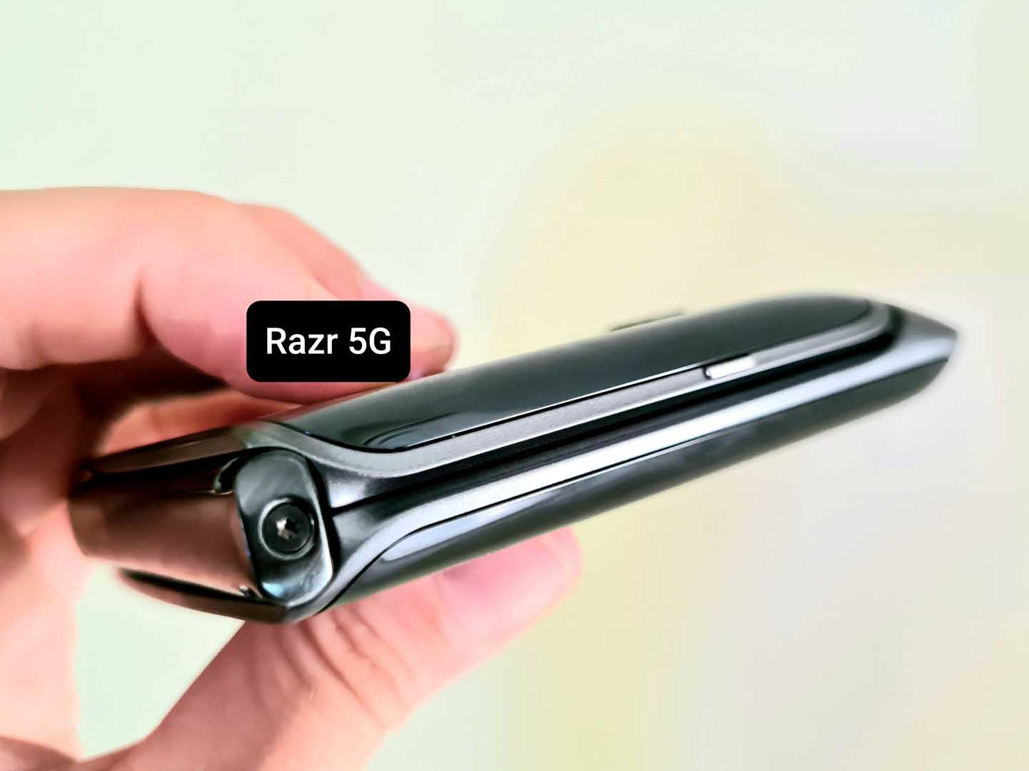 Nuevo Moto Rarz 5G