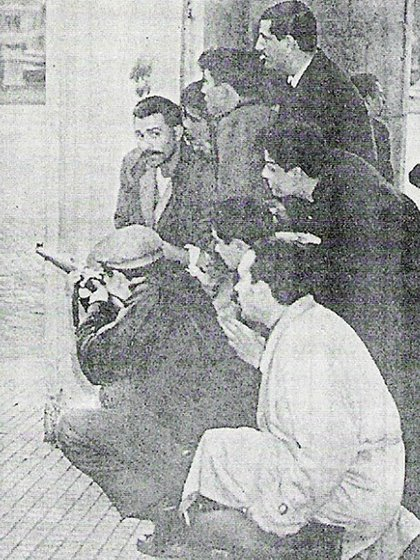 Por aquellos días un nutrido grupo de oficiales de alto rango de las tres fuerzas tramaba, desde hacía tiempo, una conspiración para derrocar a Perón