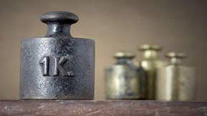 El kilogramo va a variar a escala científica