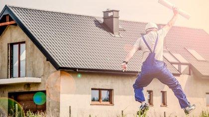 Los ciudadanos podrán construir en terreno propio. (Foto: Pixabay)