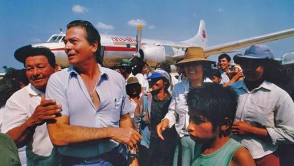 """Roberto Suarez, alias el """"Rey de la cocaína"""""""
