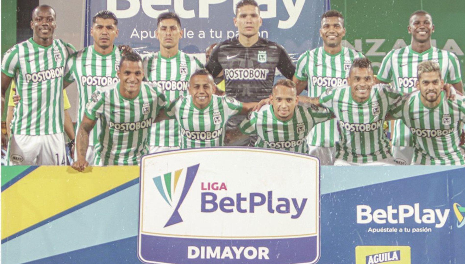 Nacional derrotó 2 goles a 0 al Boyacá Chicó. Foto: Tomada de la cuenta de Twitter de Atlético Nacional