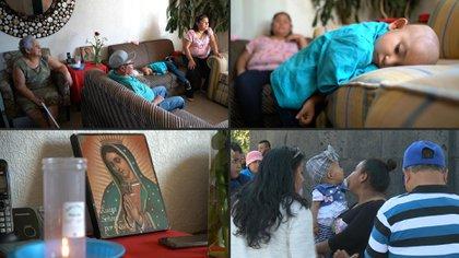 """""""El cáncer no espera"""", es lo que temen los padres de niños con esta enfermedad que padecen la escasez de medicamentos en México y que se han visto obligados a interrumpir sus tratamientos, a pesar de la promesa del gobierno de que eso ya no pasaría."""