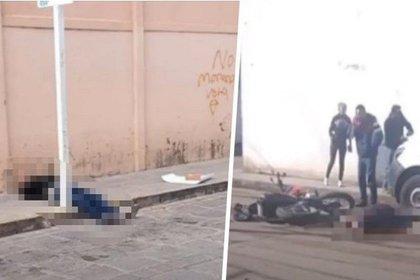 Zacatecas registró una ola violenta en los últimos dos días y contabilizó la ejecución de 20 personas en menos de 24 horas. Entre las víctimas estuvo el fotoperiodista Jaime Daniel Castaño Zacarías (Foto: Twitter@PacoZeaCom)