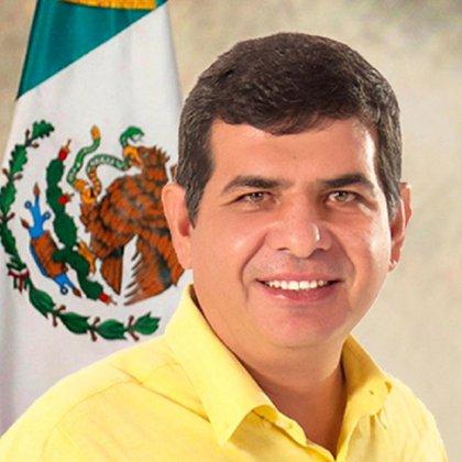 Jorge Luis Tello García, alcalde de Tomatlán, Jalisco (Foto: Twitter@lider919)