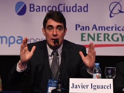 Javier Iguacel, secretario de Energía .(Maximiliano Luna)