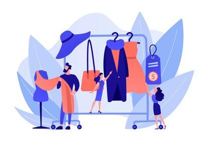 El guardarropa en tiempos de pandemia dejó de ser el que era antes, la ropa incómoda quedó en el fondo del placard (Shutterstock)