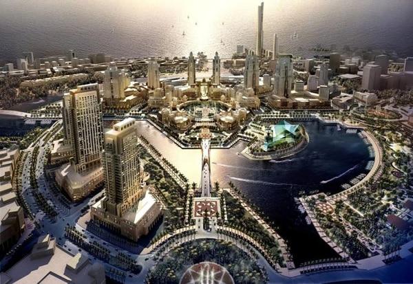 La ciudad, aún en vías de construcción, recibe más de 150 mil turistas