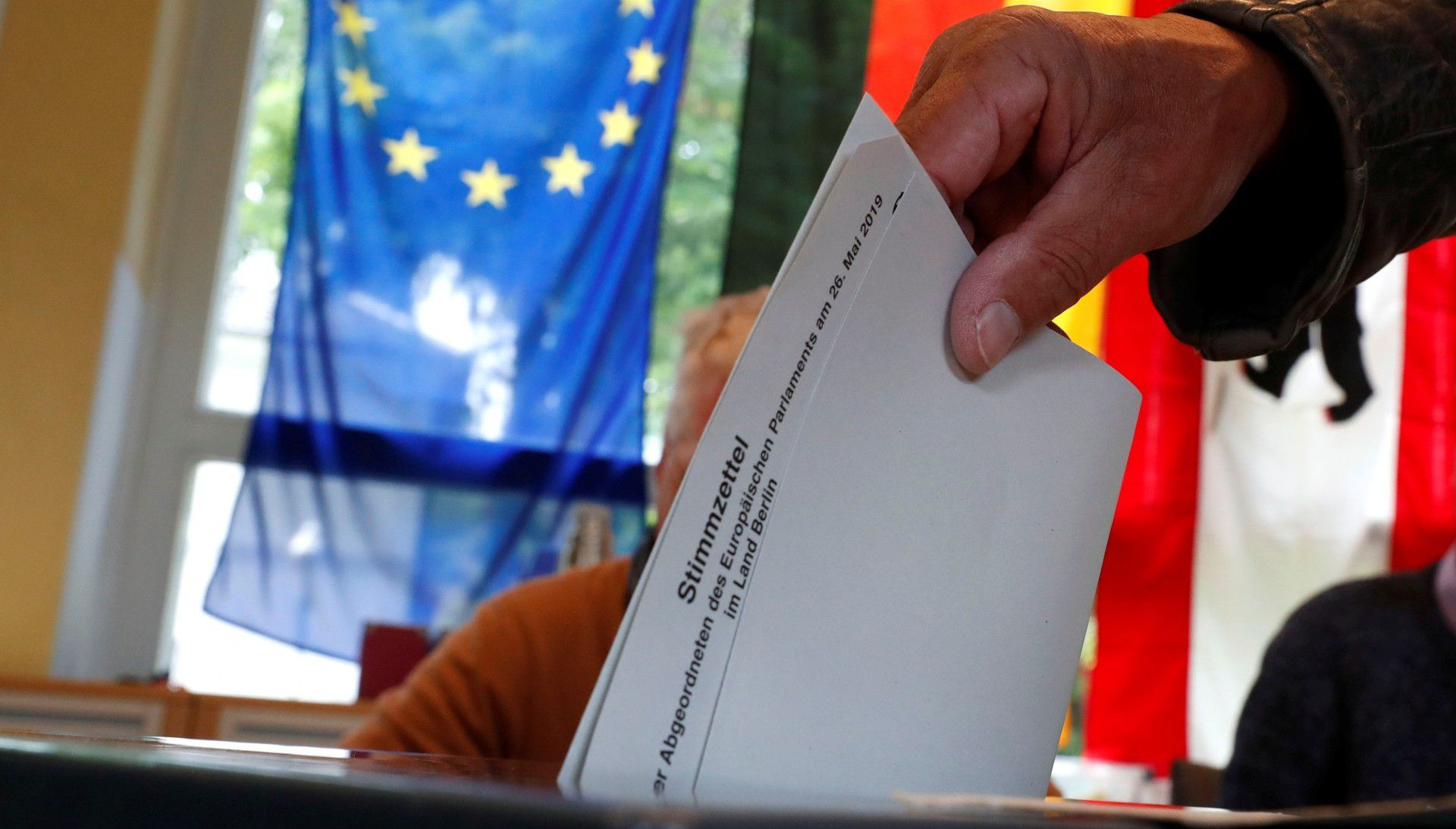 Los partidos proeuropeos seguirán siendo mayoría en el Parlamento(REUTERS/Fabrizio Bensch)