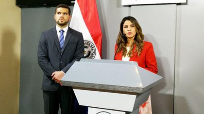 Cecilia Pérez, ministra de Justicia de Paraguay