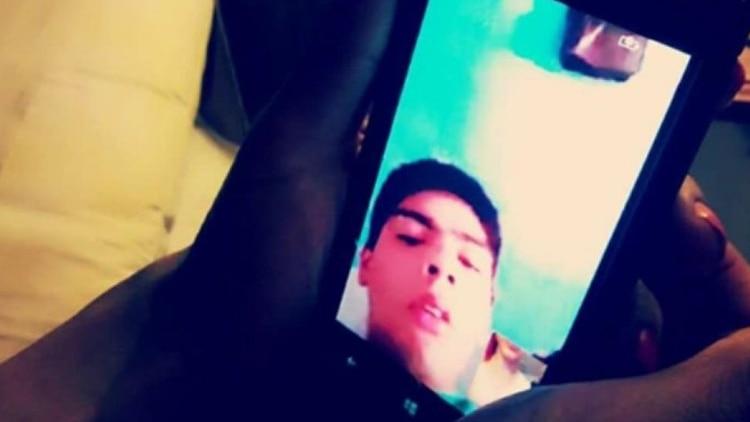 Fabián Casiva respondió una videollamada desde el celular de Azul después del crimen
