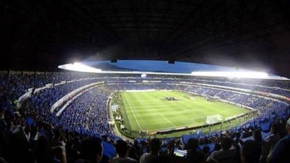 El estadio La Corregidora de Querétaro no siempre ha tenido fútbol del máximo circuito (Foto: Archivo)