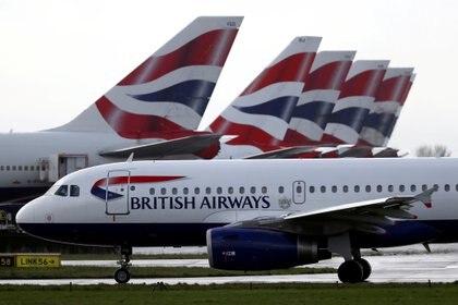La empresa British Airways volará a Buenos Aires con una escala