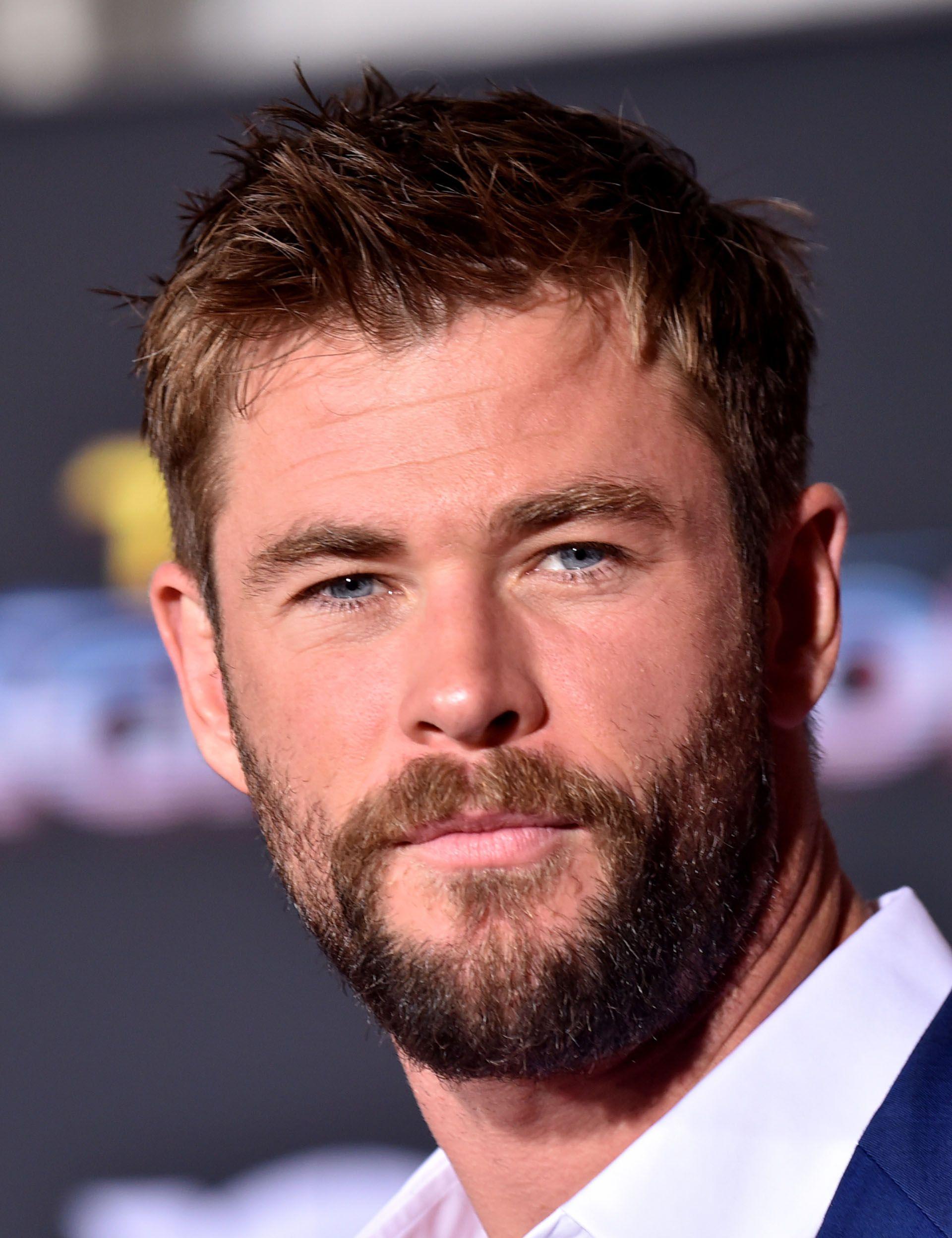 Chris Hemsworth (Foto: archivo)