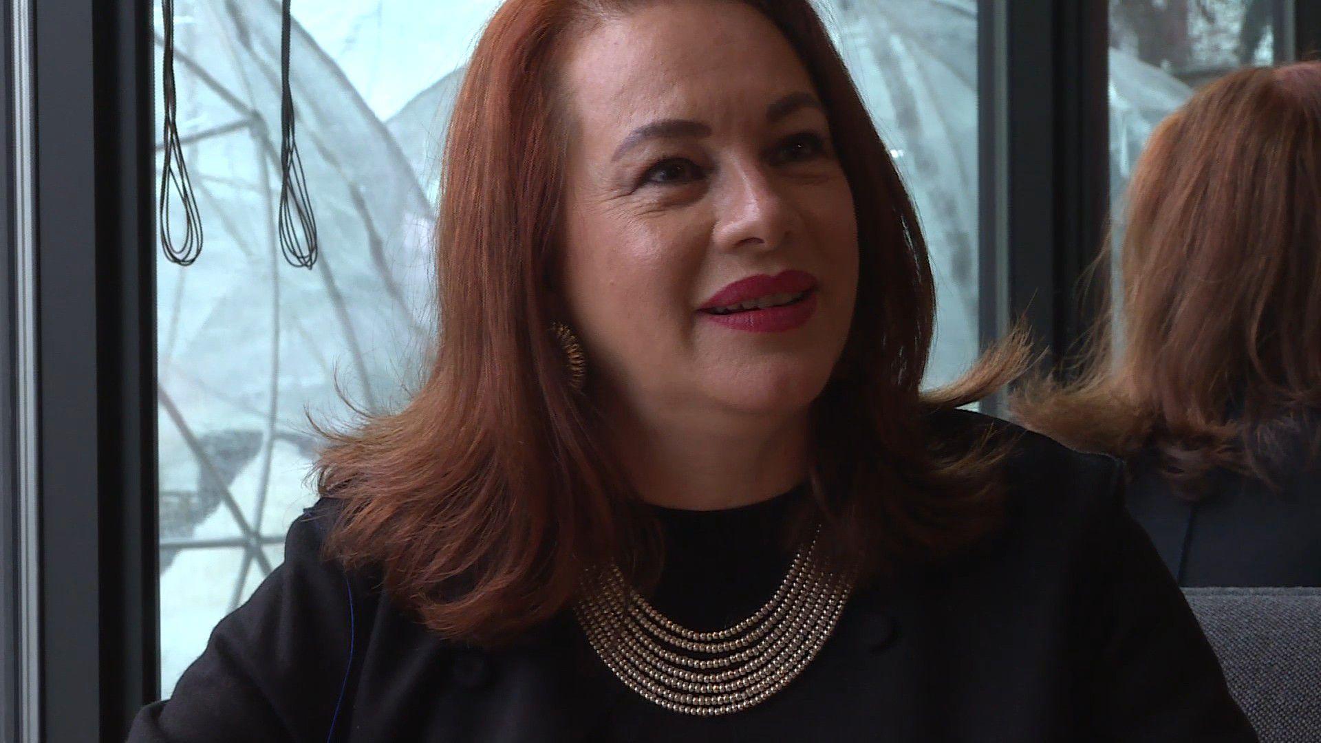 """La ecuatoriana María Fernanda Espinosa, que aspira a desbancar a Luis Almagro al frente de la OEA, dijo en una entrevista con la AFP que un mandato suyo """"cicatrizaría"""" la polarización actual en la organización e impulsaría un diálogo con """"hoja de ruta"""" para poner fin a la crisis en Venezuela."""