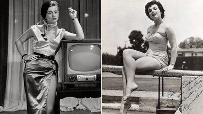 Quién fue Chula Prieto, la actriz señalada por su cercana relación con Miroslava