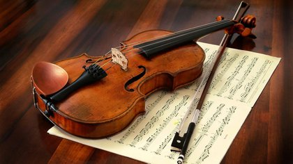 El violín Stradivarius