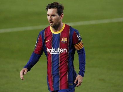 Lionel Messi tiene uno de los salarios más costosos del planeta (Reuters)
