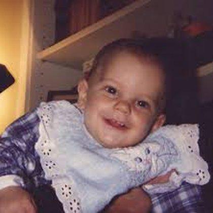 Carlo Acutis en sus primeros meses de vida