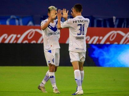 Vélez clasificó a la final de la Zona Complementación (FotoBaires)