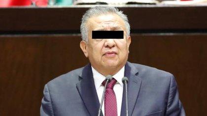 Saúl Huerta ya tiene sustituto para su candidatura (Foto: Cortesía Cámara de Diputados)