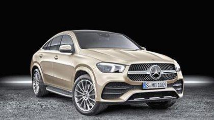 Mercedes Benz GLE 450. Foto: Mercedes Benz GLE 450.