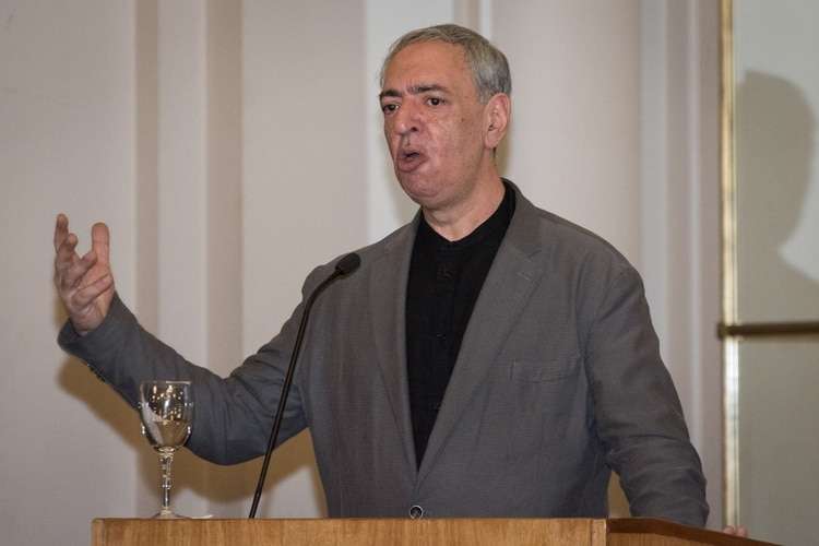 El profesor Omar Abboud