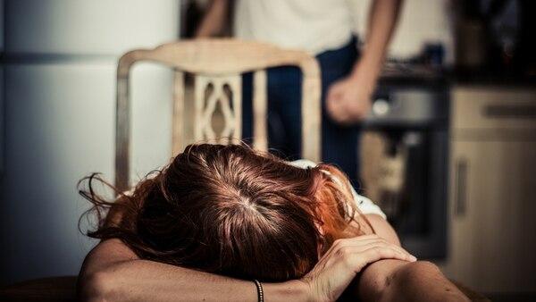 El 31% de las mujeres argentinas dijo haber sufrido violencia de género (Shutterstock)